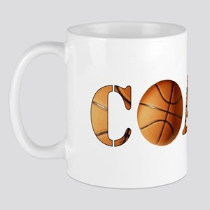 coach (basketball) Mug