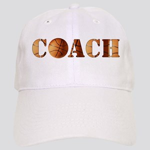 coach (basketball) Cap