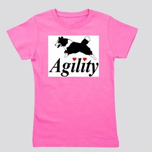 """BC's Love Agility"" Ash Grey T-Shirt"