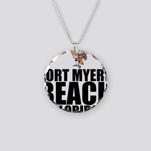 Fort Myers Beach, Florida Necklace