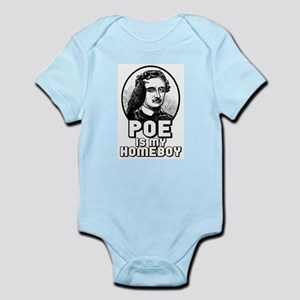 Poe is my Homeboy Infant Bodysuit