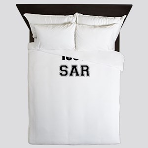 100% SAR Queen Duvet