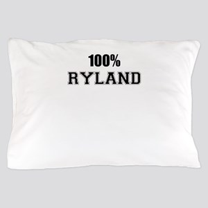 100% RYLAND Pillow Case