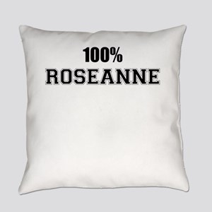 100% ROSEANNE Everyday Pillow