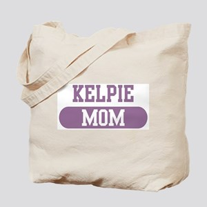 Kelpie Mom Tote Bag