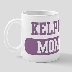 Kelpie Mom Mug