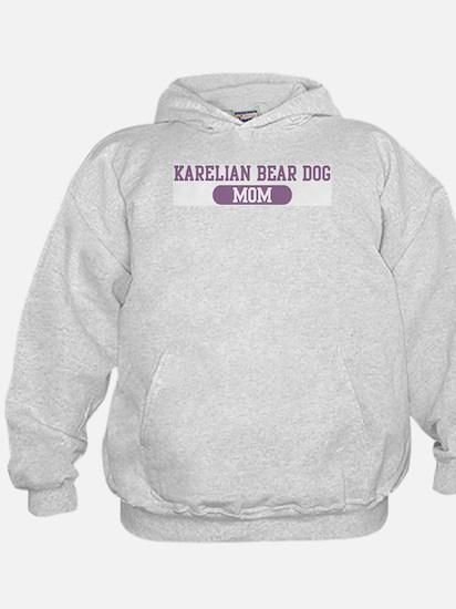 Karelian Bear Dog Mom Hoodie