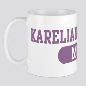 Karelian Bear Dog Mom Mug