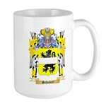 Schubert Large Mug