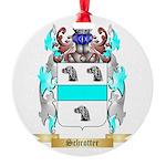 Schrotter Round Ornament