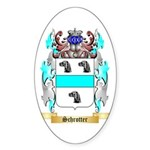 Schrotter Sticker (Oval 50 pk)