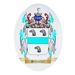Schrotter Oval Ornament