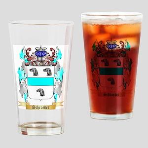 Schroeder Drinking Glass