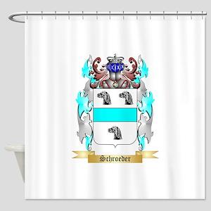 Schroeder Shower Curtain