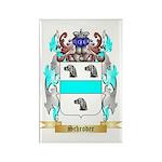 Schroder Rectangle Magnet (100 pack)