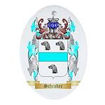 Schroder Oval Ornament