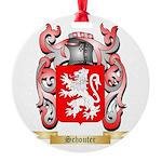 Schouter Round Ornament