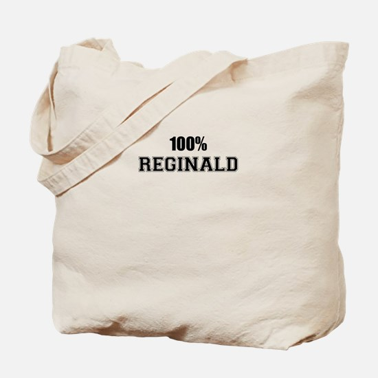 100% REGINALD Tote Bag