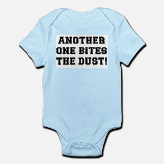 ANOTHER ONE BITES THE DUST:- Body Suit