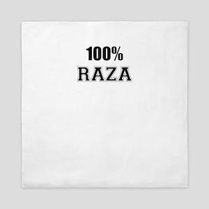 100% RAZA Queen Duvet