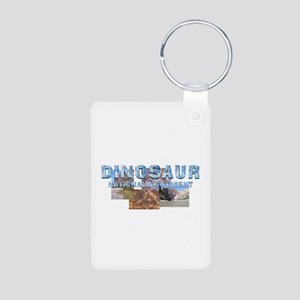ABH Dinosaur NM Aluminum Photo Keychain