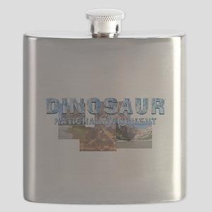 ABH Dinosaur NM Flask