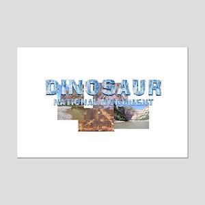 ABH Dinosaur NM Mini Poster Print