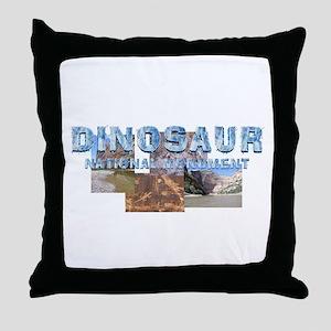 ABH Dinosaur NM Throw Pillow