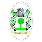 Schout Sticker (Oval 10 pk)