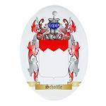 Schottle Oval Ornament