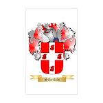 Schortals Sticker (Rectangle)