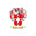 Schortals Sticker (Rectangle 10 pk)