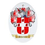 Schortals Oval Ornament