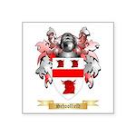 Schoolfield Square Sticker 3