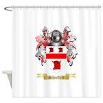 Schoolfield Shower Curtain