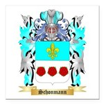 Schonmann Square Car Magnet 3