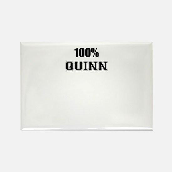100% QUINN Magnets