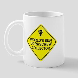 Collector Corkscrews Mug