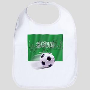 Soccer Flag Saudi Arabia (native) Bib