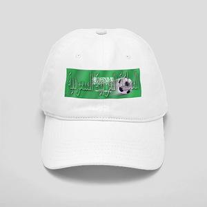 Soccer Flag Saudi Arabia (native) Cap