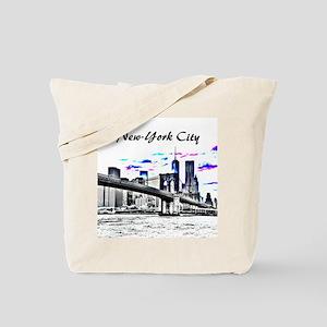 Design 26 New-York City Tote Bag