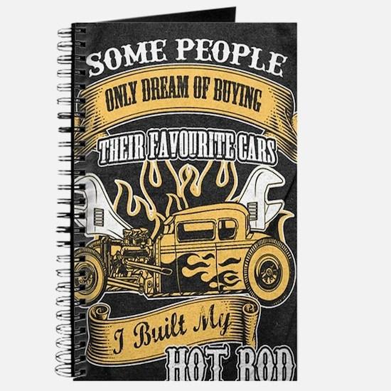 Cute Hot rod Journal