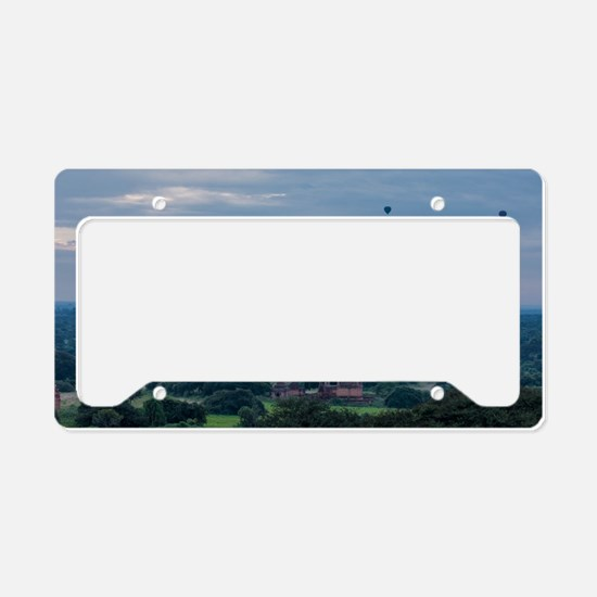 Unique Ari License Plate Holder