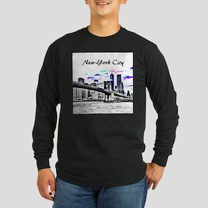 Design 26 New-York City Long Sleeve T-Shirt