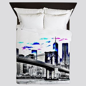 Design 26 New-York City Queen Duvet