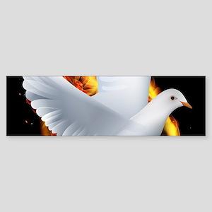 Pentecost Bumper Sticker