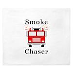 Smoke Chaser King Duvet