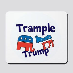 Trample Trump Mousepad
