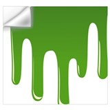 Slime Wall Decals