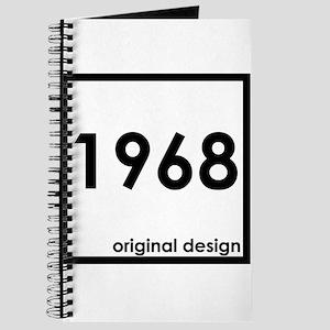 1968 birthday original design year Journal